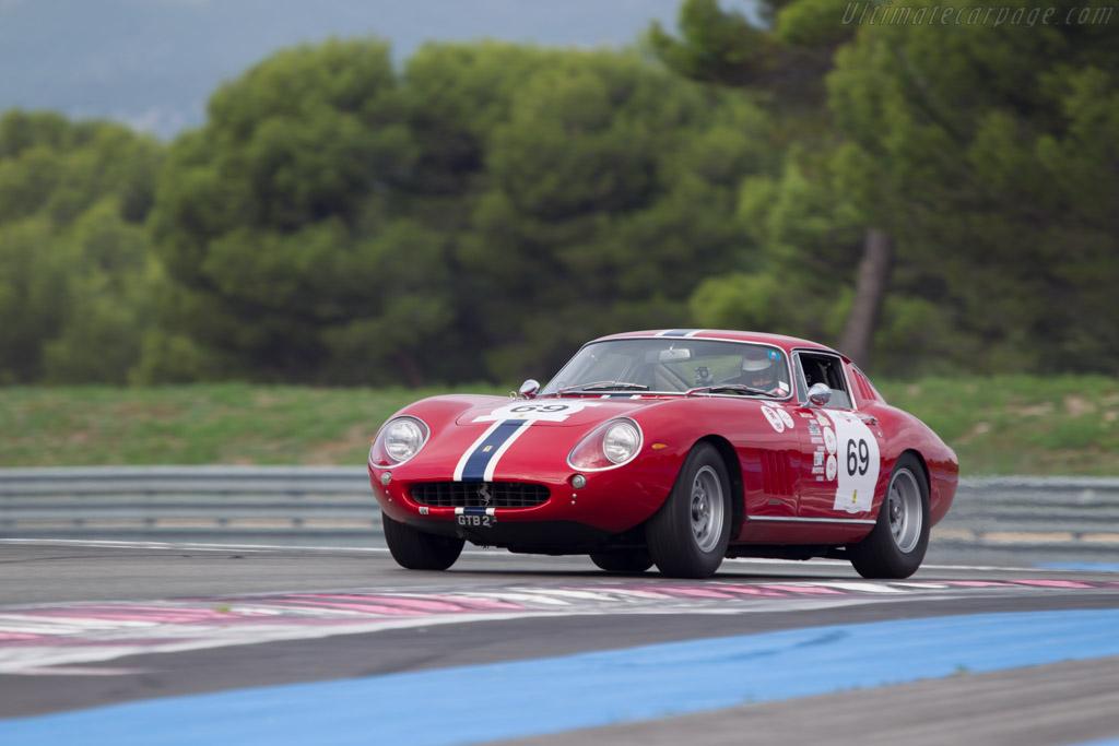 Ferrari 275 GTB - Chassis: 08213 - Driver: Dennis Singleton  - 2013 Dix Mille Tours