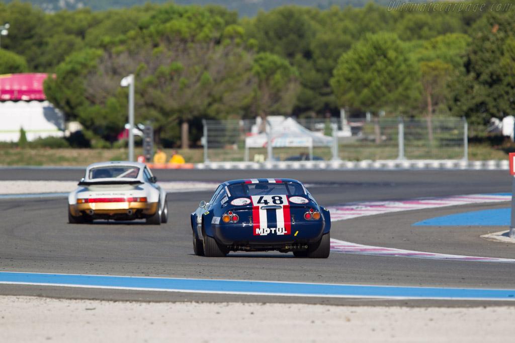 Ferrari 365 GTB/4 Daytona Group IV - Chassis: 13367 - Driver: Tommaso Gelmini  - 2013 Dix Mille Tours