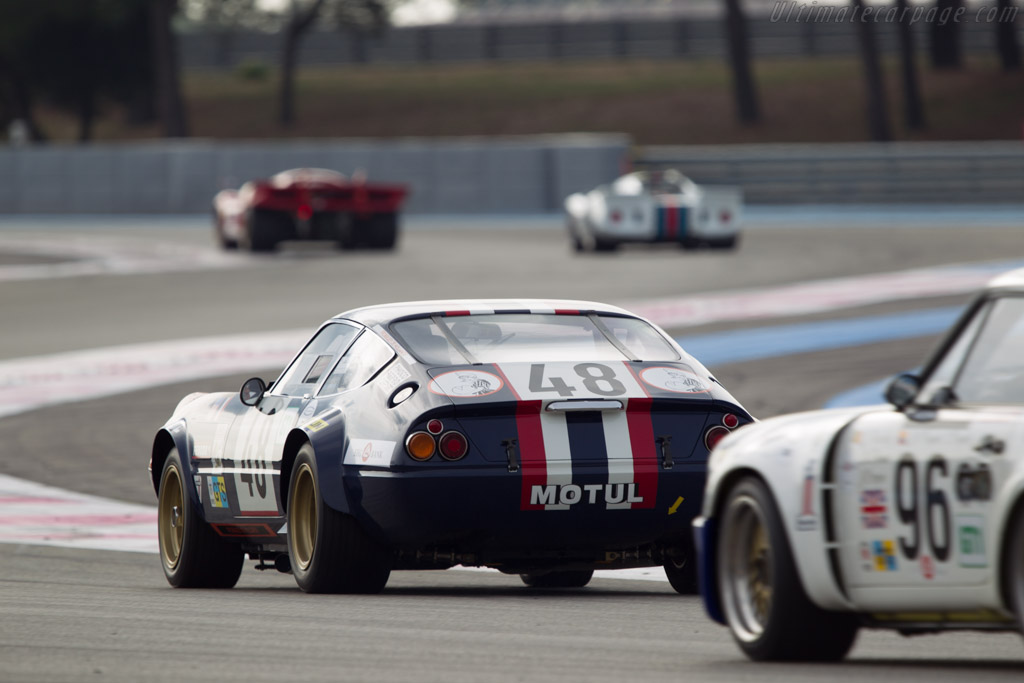 Ferrari 365 GTB/4 Daytona Group IV - Chassis: 13367 - Driver: Pierre Mellinger  - 2013 Dix Mille Tours