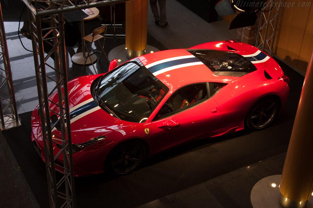 Ferrari 458 Speciale    - 2013 Dix Mille Tours