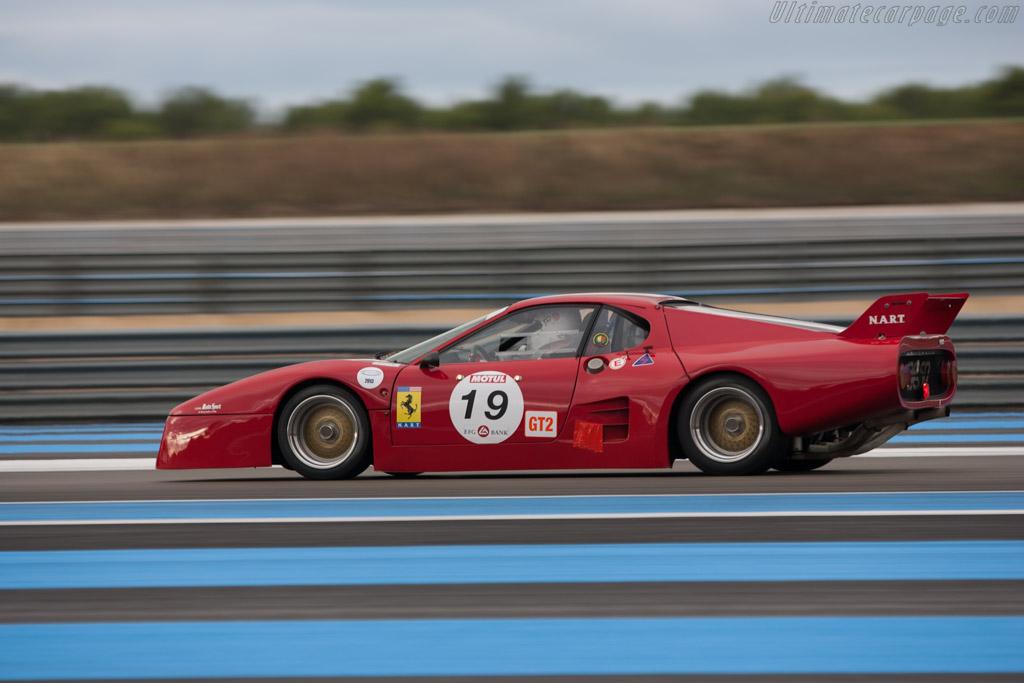 Ferrari 512 bb lm chassis 30559 driver nicolas comar 2013 dix mille tours