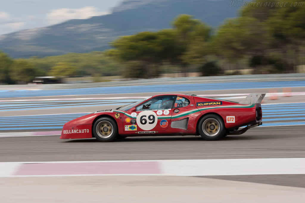 Ferrari 512 BB LM - Chassis: 28601 - Driver: Mr John of B  - 2013 Dix Mille Tours