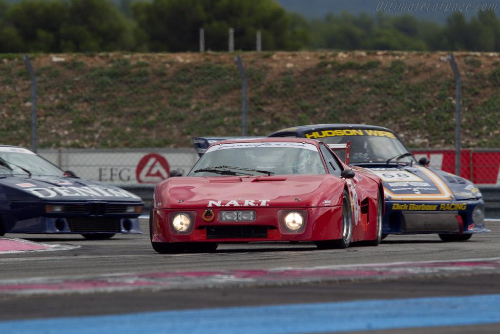 Ferrari 512 BB LM - Chassis: 30559 - Driver: Nicolas Comar  - 2013 Dix Mille Tours