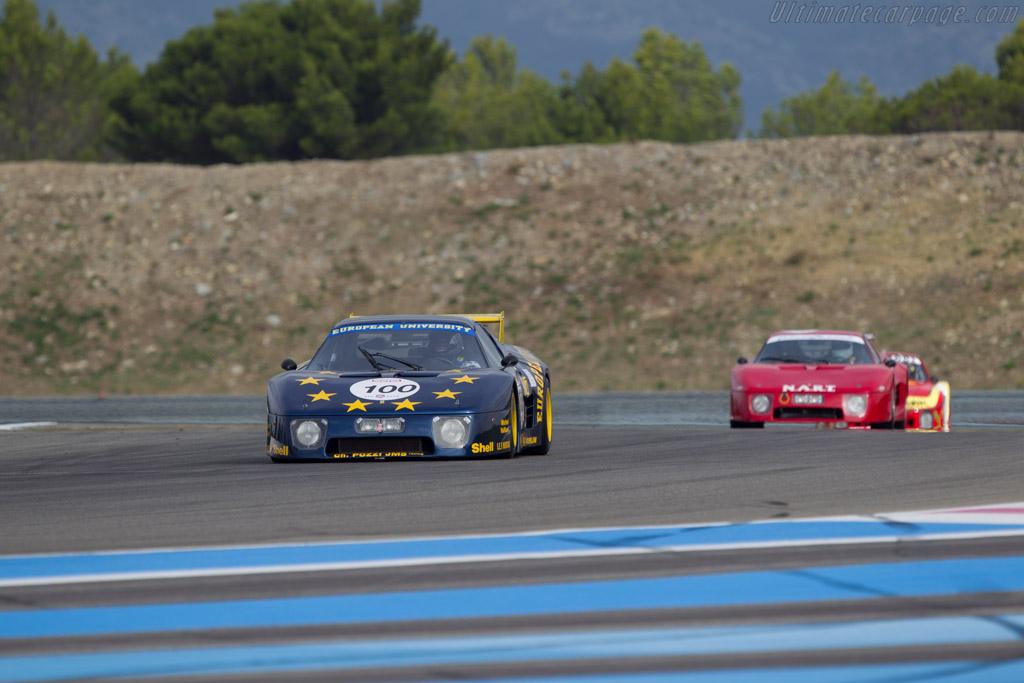 Ferrari 512 BB LM - Chassis: 32129 - Driver: Paul Knapfield  - 2013 Dix Mille Tours