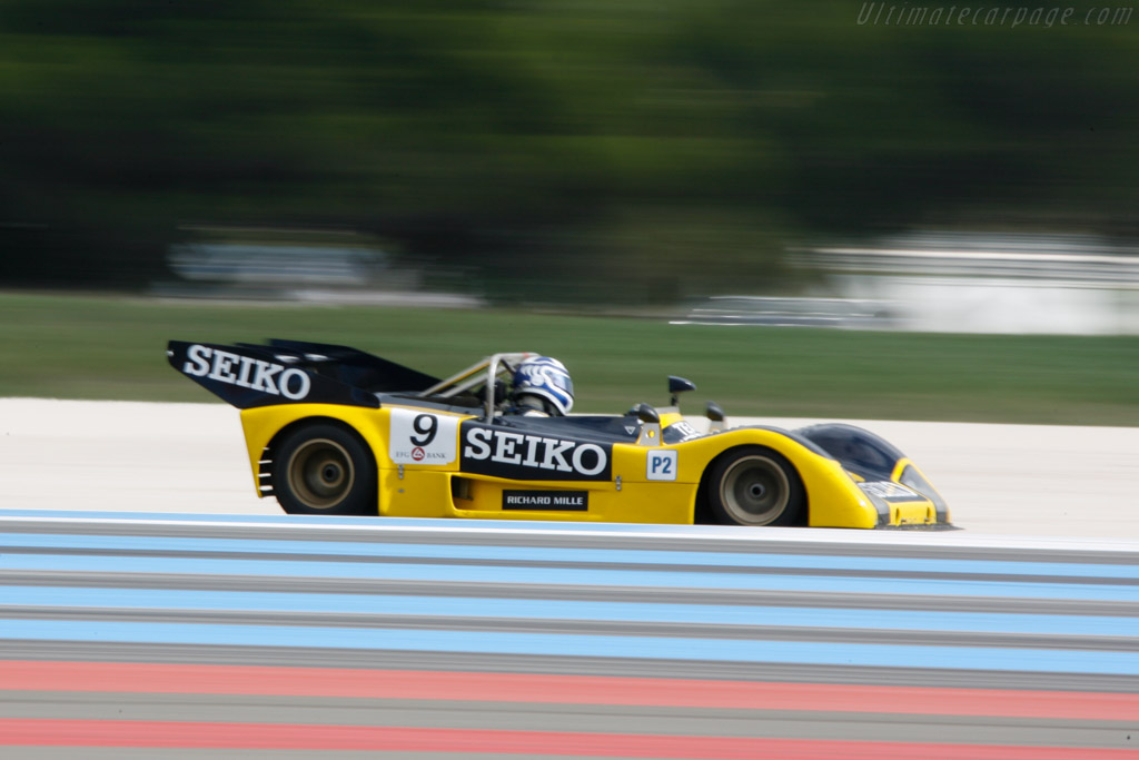 GRD S73 - Chassis: S73-073 - Driver: Eric Mestdagh  - 2013 Dix Mille Tours