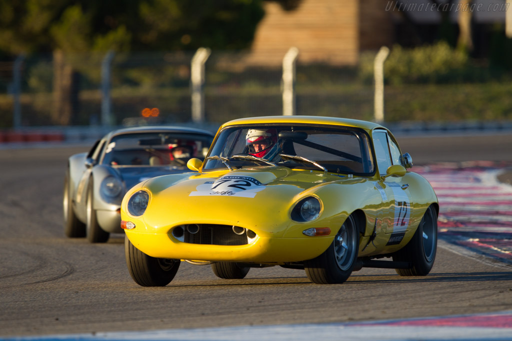 Jaguar E-Type - Chassis: 861039 - Driver: Bernard Thuner  - 2013 Dix Mille Tours
