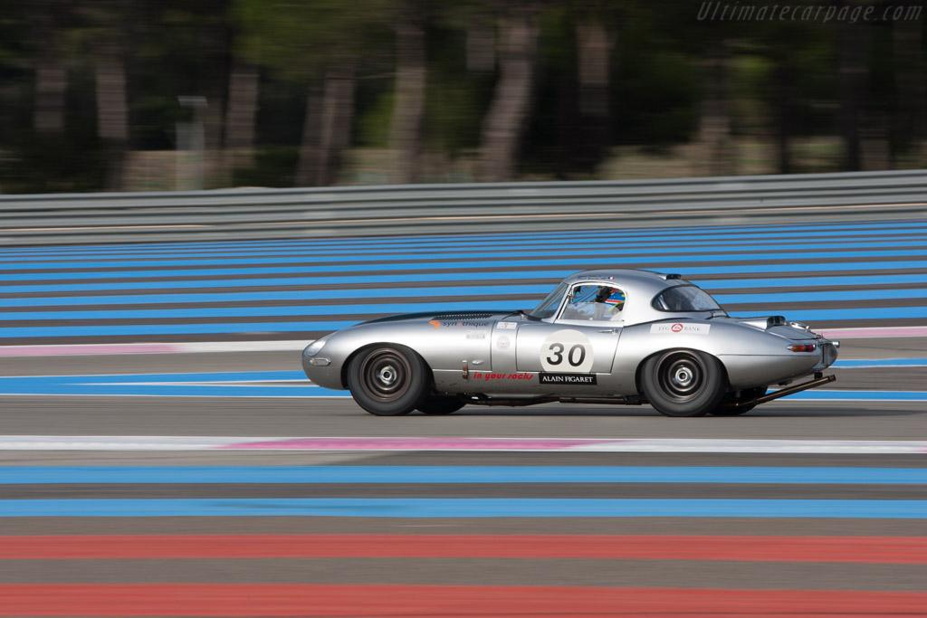 Jaguar E-Type - Chassis: 876950 - Driver: Gerard Dubois/Clauyde Gonzalez  - 2013 Dix Mille Tours