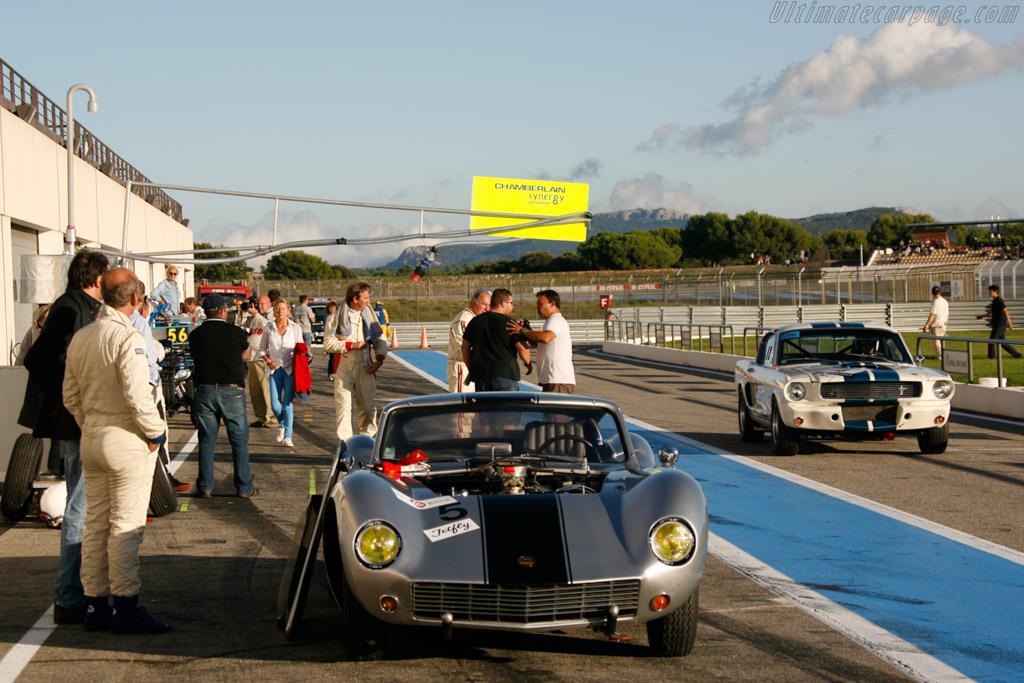 Kellison J4R - Chassis: 00012 - Driver: Marc Coshieri/Pierre Brouillard  - 2013 Dix Mille Tours