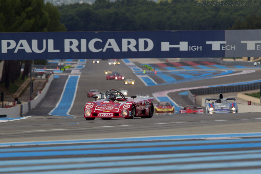 Lola T280 - Chassis: HU3 - Driver: Carlos Barbot - 2013 Dix Mille Tours