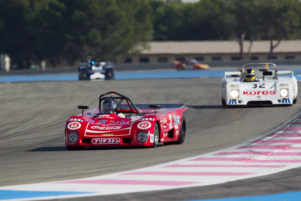 Lola T280 Cosworth - Chassis: HU3 - Driver: Carlos Barbot  - 2013 Dix Mille Tours