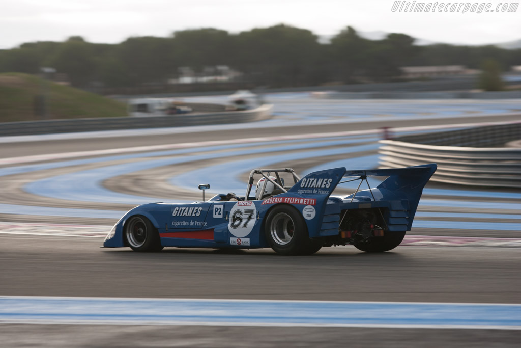 Lola T280 Cosworth - Chassis: 'HU5' - Driver: Simon Hadfield  - 2013 Dix Mille Tours