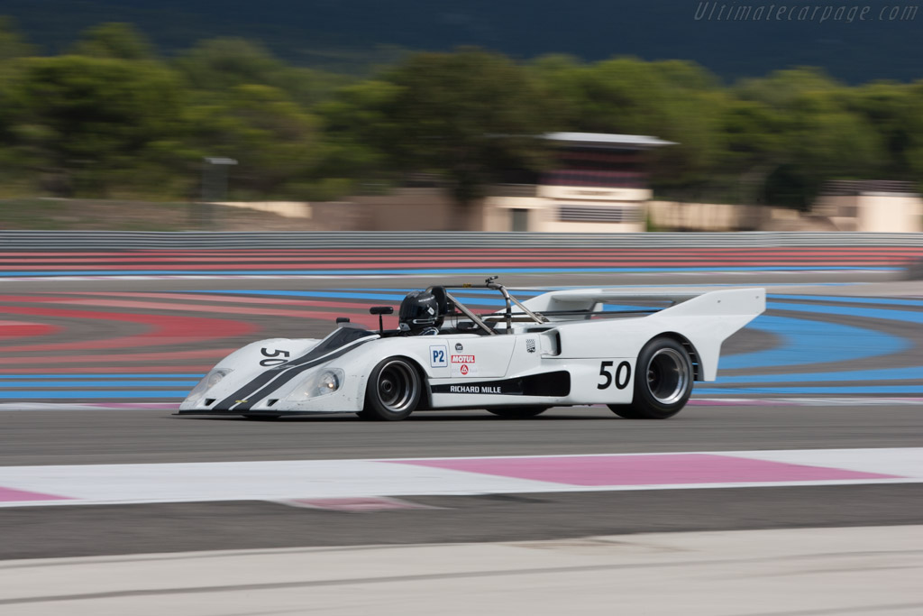Lola T286 Cosworth - Chassis: HU10 - Driver: Dominique Guenat  - 2013 Dix Mille Tours