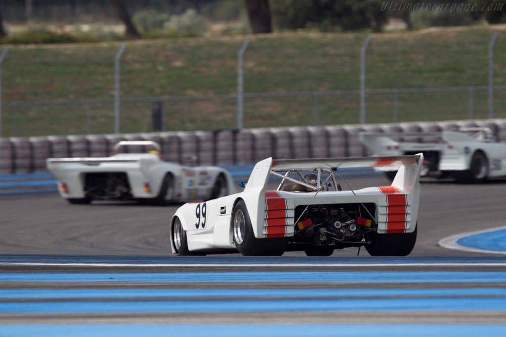Lola T292 DFV - Chassis: HU50 - Driver: Carlos Monteverde  - 2013 Dix Mille Tours