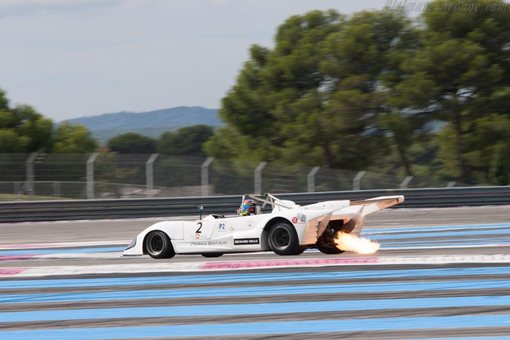 Lola T298 BMW - Chassis: HU106 - Driver: Frederic Da Rocha  - 2013 Dix Mille Tours