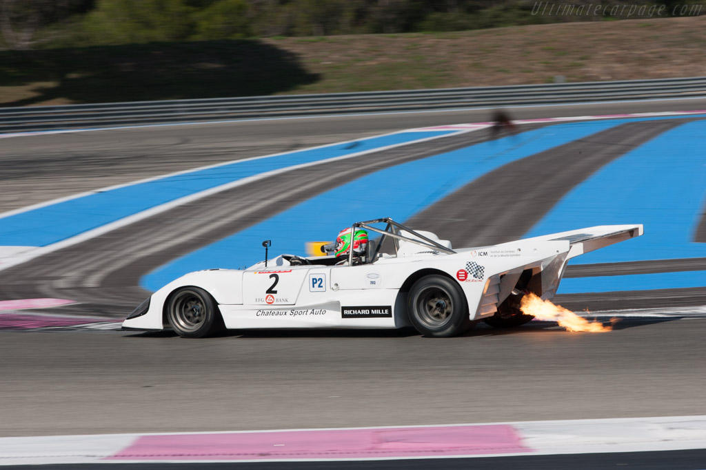 Lola T298 BMW - Chassis: HU106 - Driver: Frederic Da Rocha  - 2013 Dix Mille Tours