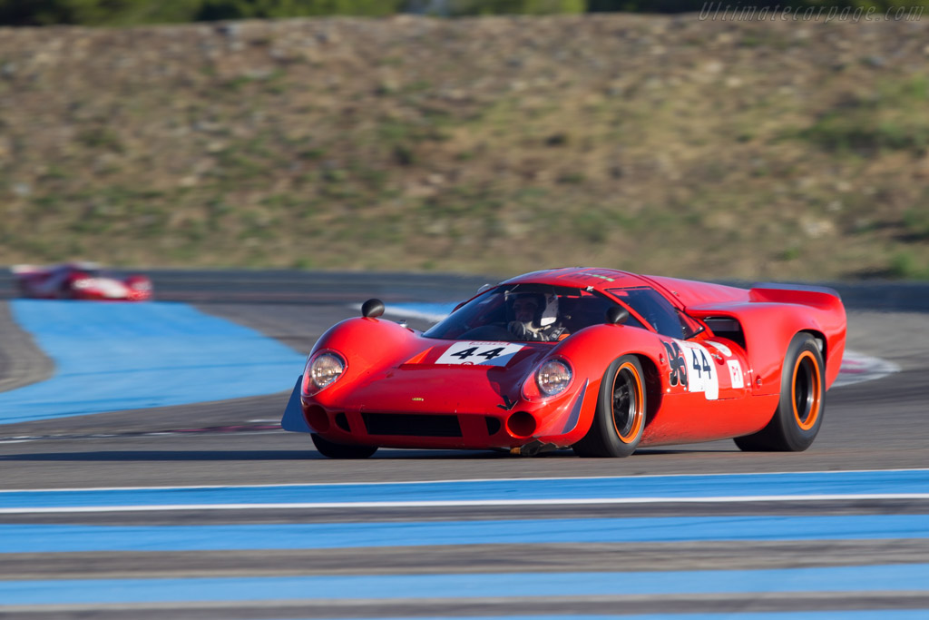 Lola T70 Mk3 Coupe - Chassis: SL73/133 - Driver: David Ferrer  - 2013 Dix Mille Tours