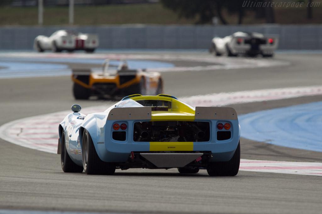 Lola T70 Mk3 Coupe - Chassis: SL73/132 - Driver: Toni Seiler  - 2013 Dix Mille Tours