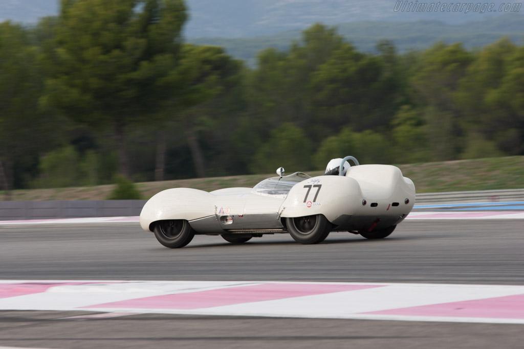 Lotus 15 - Chassis: 622/3 - Driver: Ivan Vercoutere/Gerard Lopez - 2013 Dix Mille Tours