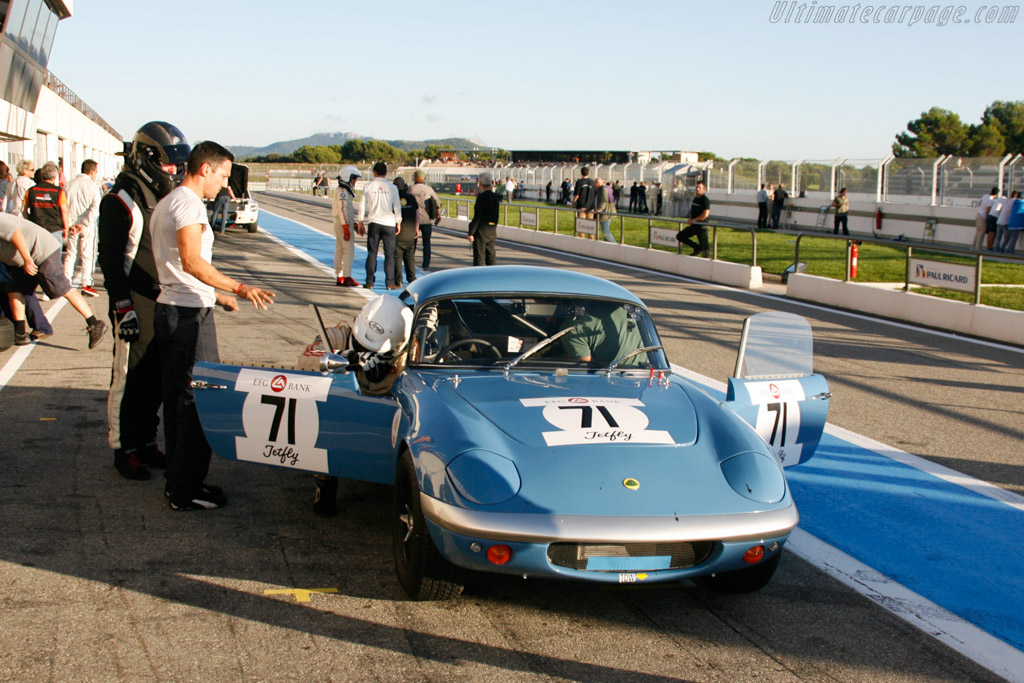Lotus Elan 26R Shapecraft - Chassis: 26R-7 - Driver: Mike Humpreys  - 2013 Dix Mille Tours