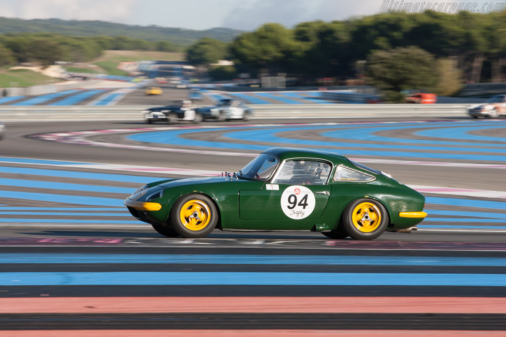 Lotus Elan 26R Shapecraft - Chassis: 26R-20 - Driver: Georges Verquin  - 2013 Dix Mille Tours
