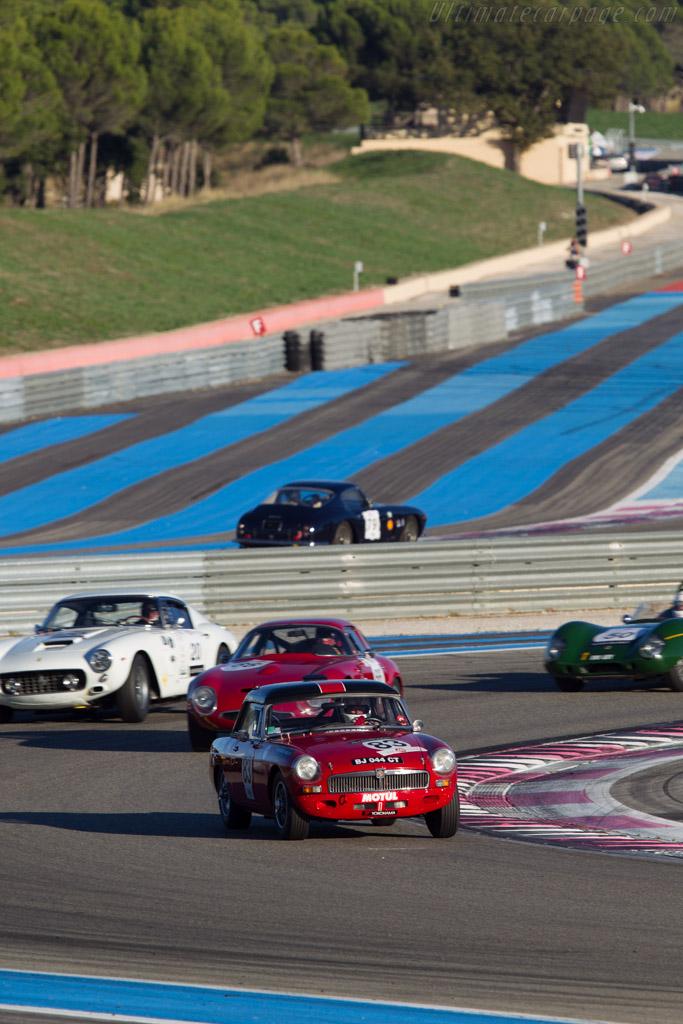 MG B - Chassis: GHN3L/19107 - Driver: Vincent Le Besne/Jean-Pierre Maingault  - 2013 Dix Mille Tours