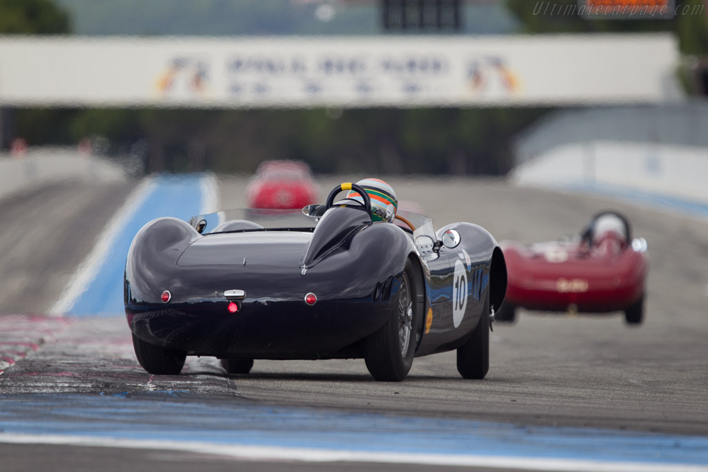 Maserati 250S - Chassis: 2411 - Driver: Marc Devis  - 2013 Dix Mille Tours