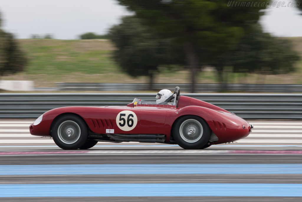 Maserati 300S - Chassis: 3060 - Driver: Conrad Ulrich  - 2013 Dix Mille Tours