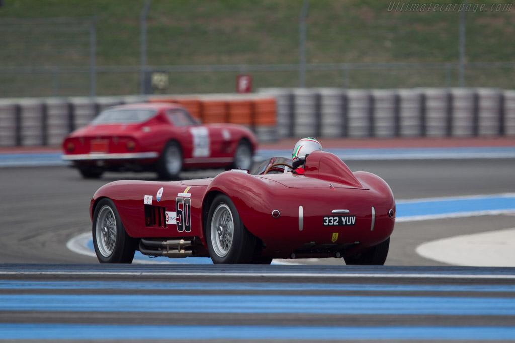 Maserati 300S - Chassis: 3053 - Driver: Tommaso Gelmini  - 2013 Dix Mille Tours