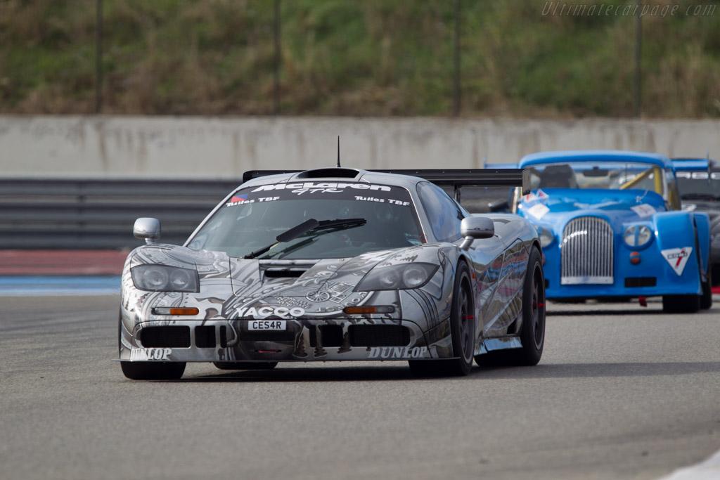 McLaren F1 GTR - Chassis: 05R - Driver: Sebastien Crubile  - 2013 Dix Mille Tours