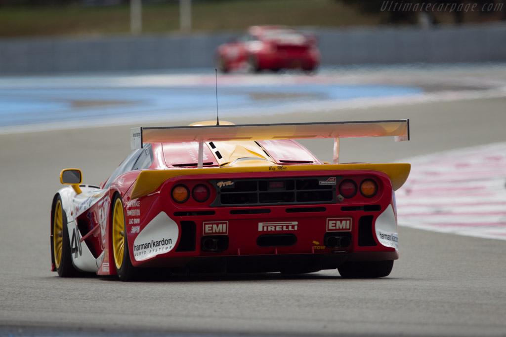 McLaren F1 GTR Longtail - Chassis: 24R - Driver: Paul Knapfield  - 2013 Dix Mille Tours