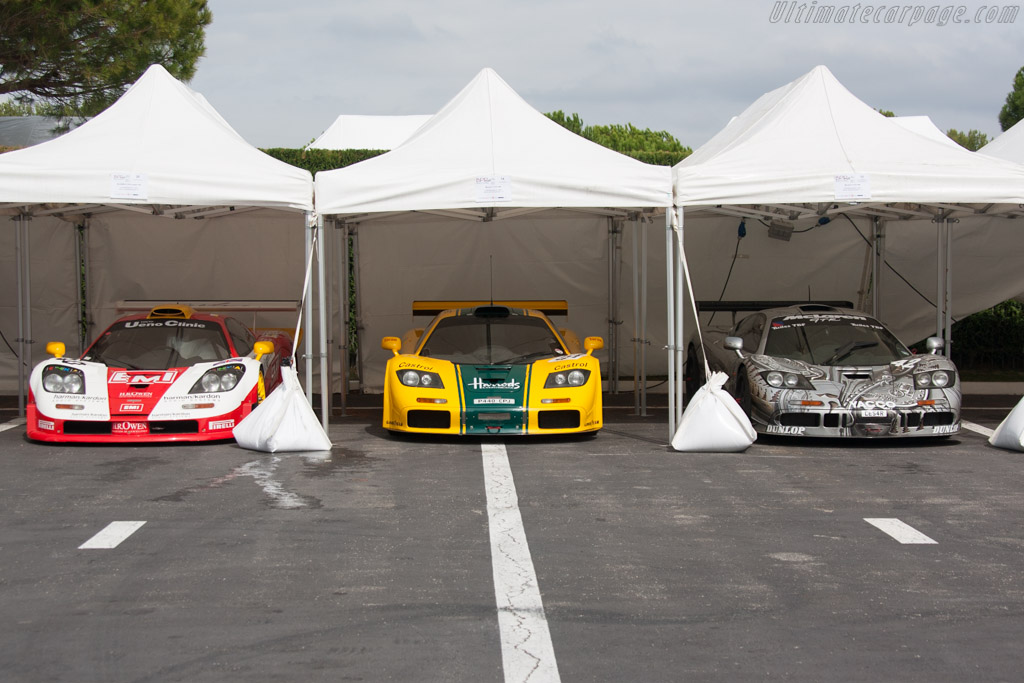 McLaren F1 GTRs - Chassis: 06R   - 2013 Dix Mille Tours