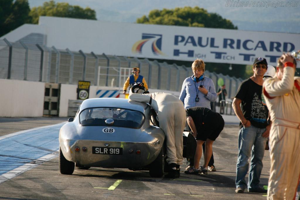Morgan SLR - Chassis: SLR4 - Driver: John Emberson/Bill Wykeham  - 2013 Dix Mille Tours