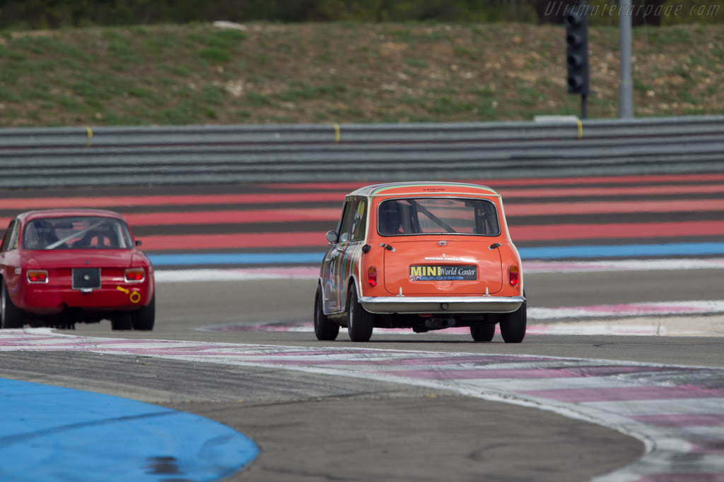 Morris Mini Cooper S - Chassis: KA2S61337495A - Driver: Jacky Tillos / Francois Tillos  - 2013 Dix Mille Tours