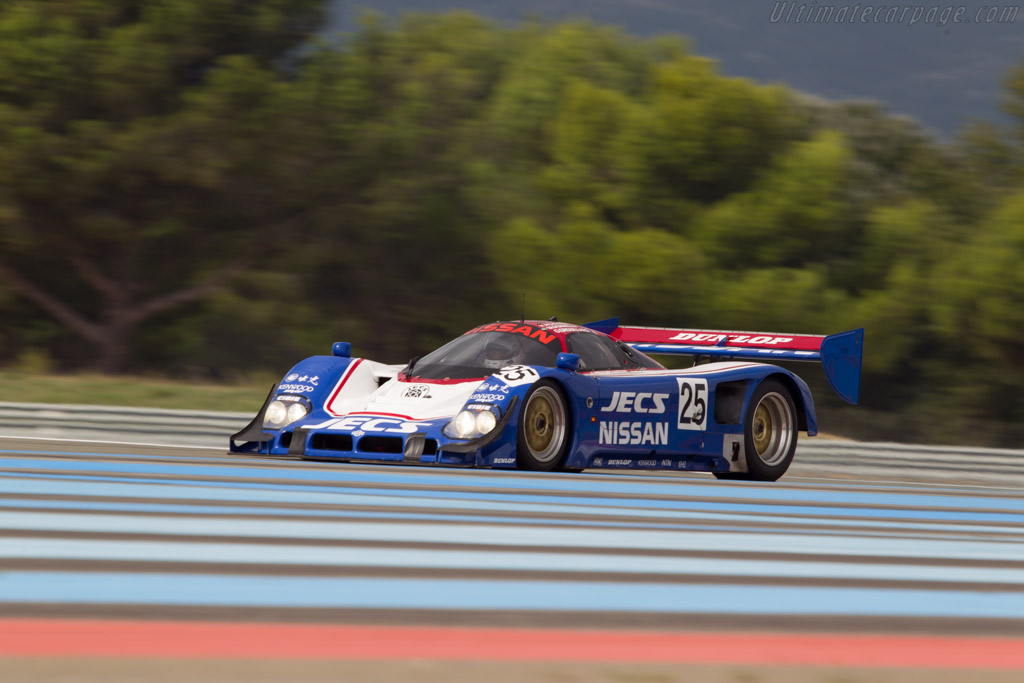 Nissan R90CK - Chassis: R90C/5 - Driver: Katsu Kubota  - 2013 Dix Mille Tours
