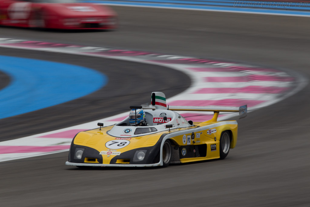 Osella PA4 - Chassis: 042 - Driver: Christian Perrier / Gerard Bouvet  - 2013 Dix Mille Tours