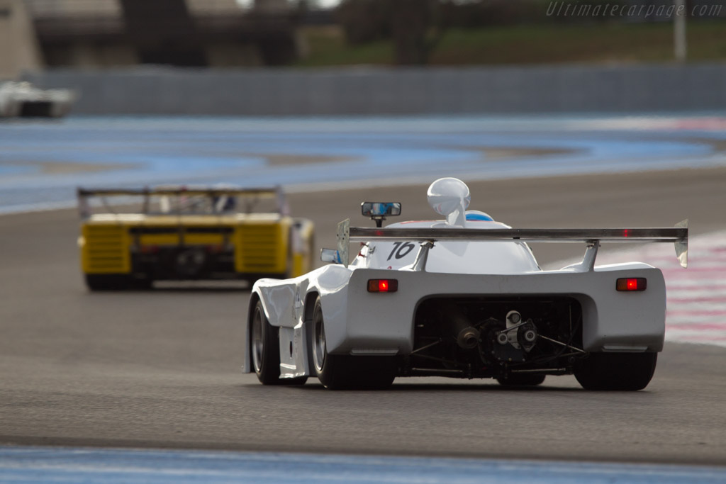 Osella PA6 - Chassis: 054 - Driver: Franco Meiners  - 2013 Dix Mille Tours