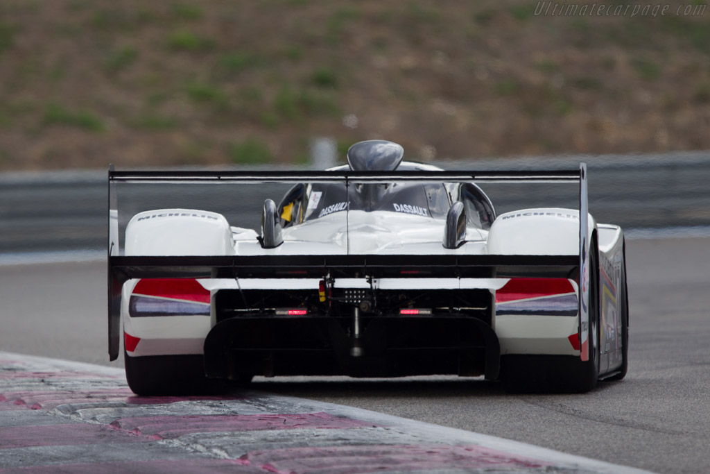 Peugeot 905 EVO 1 Bis - Chassis: EV13 - Driver: Christophe d'Ansembourg  - 2013 Dix Mille Tours
