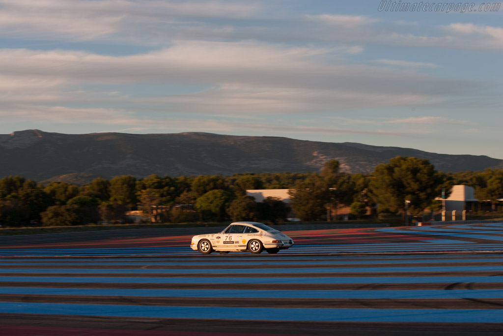 Porsche 911 - Chassis: 300641 - Driver: Adrian Slater  - 2013 Dix Mille Tours