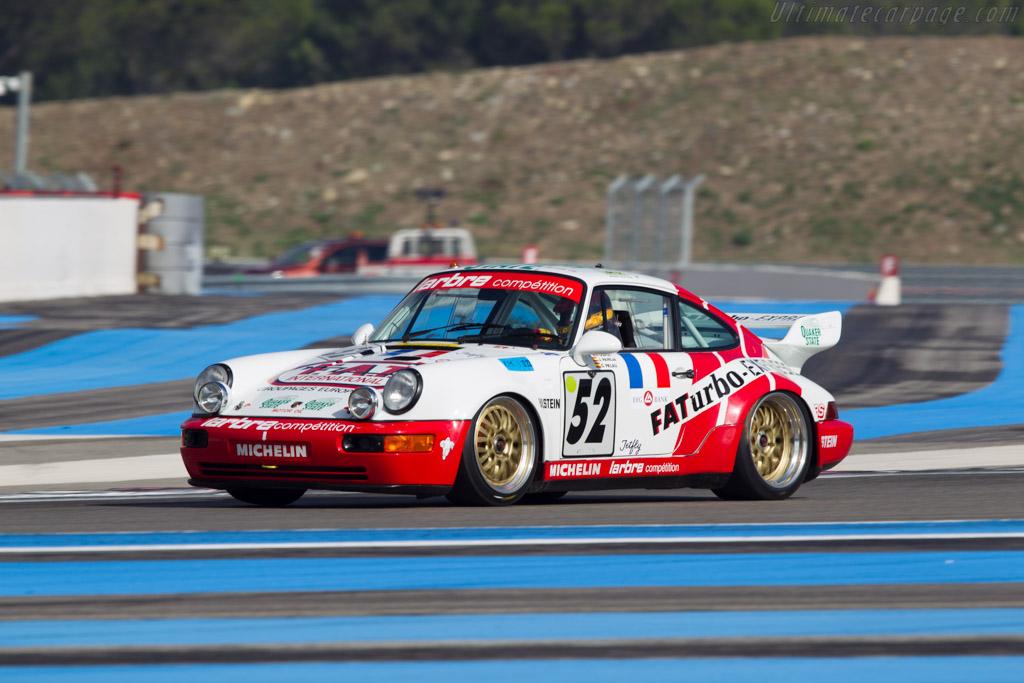 Porsche 911 Carrera  RSR 3.8 - Chassis: WP0ZZZ96ZPS496075 - Driver: Christian Chavy  - 2013 Dix Mille Tours