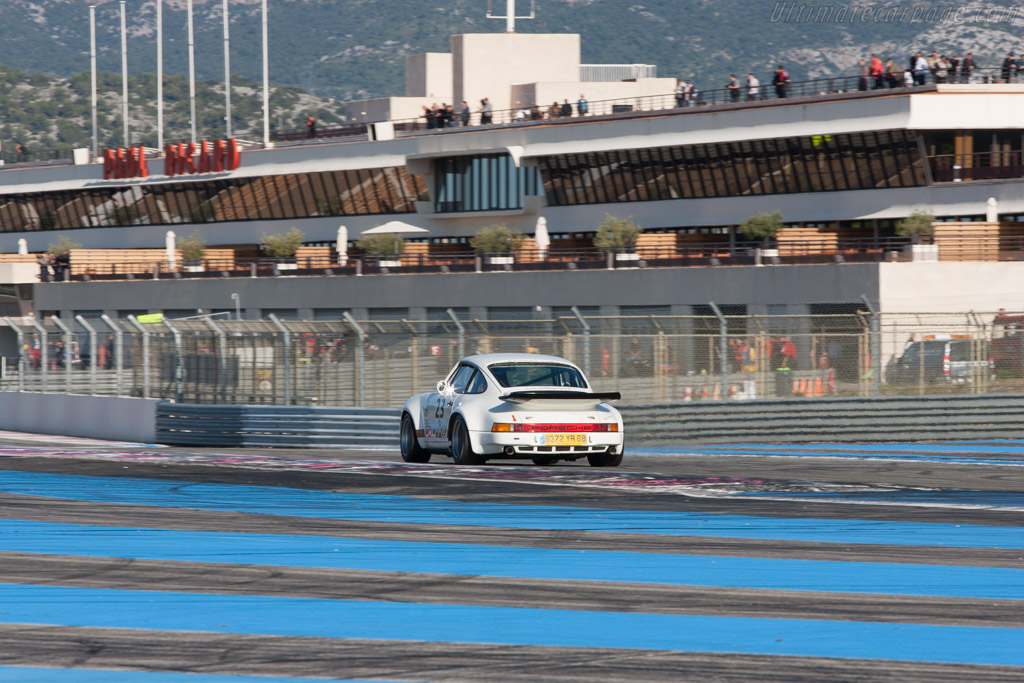 Porsche 911 Carrera RS 3.0 - Chassis: 911 460 9033 - Driver: Charles Rupp / Philippe Peauger  - 2013 Dix Mille Tours