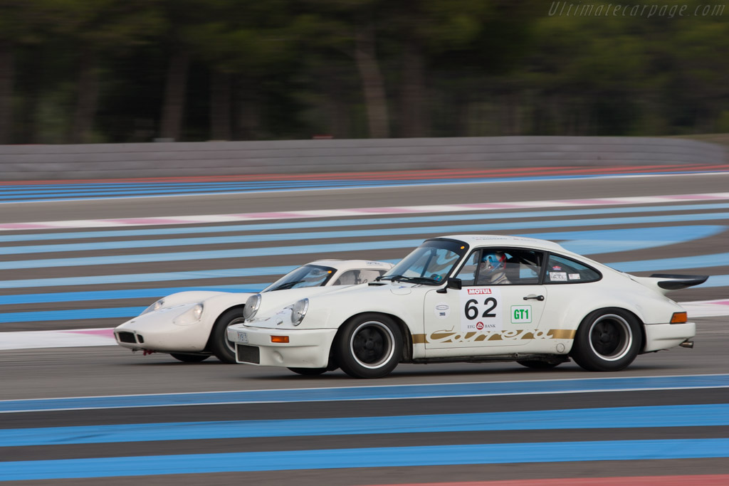 Porsche 911 Carrera RS 3.0 - Chassis: 911 460 9032 - Driver: Claudio Roddaro  - 2013 Dix Mille Tours