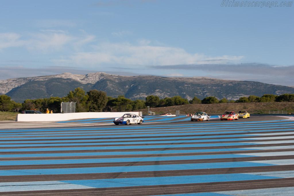 Porsche 911 Carrera RSR 3.0 - Chassis: 911 460 9072 - Driver: Santiago Orjuela / Juan Pablo Orjuela  - 2013 Dix Mille Tours