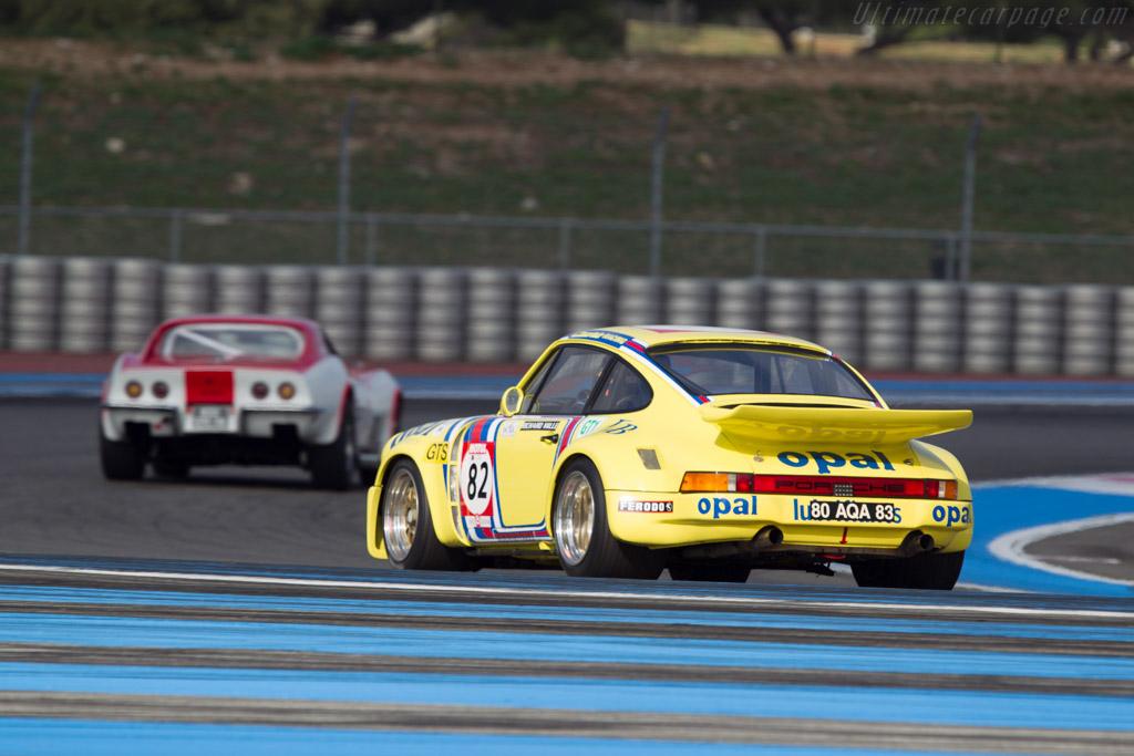 Porsche 911 Carrera RSR 3.0 - Chassis: 911 460 9059 - Driver: Michel Lecourt  - 2013 Dix Mille Tours