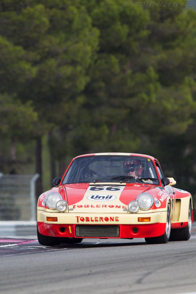 Porsche 911 Carrera RSR 3.0 - Chassis: 911 460 9058 - Driver: Didier Denat  - 2013 Dix Mille Tours