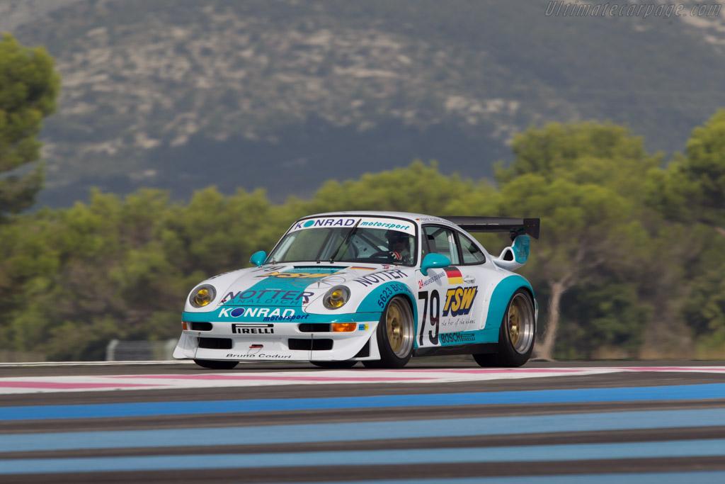 Porsche 911 GT2 Evo - Chassis: WP0ZZZ99ZTS394065 - Driver: Didier Denat  - 2013 Dix Mille Tours