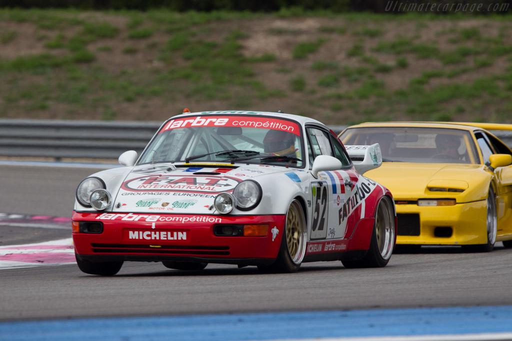 Porsche 911 RSR - Chassis: WP0ZZZ96ZPS496075 - Driver: Christian Chavy  - 2013 Dix Mille Tours