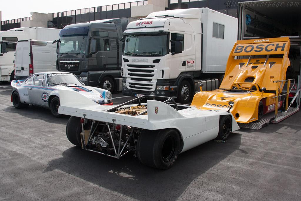 Porsche 917 10 Chassis 917 10 002 2013 Dix Mille Tours