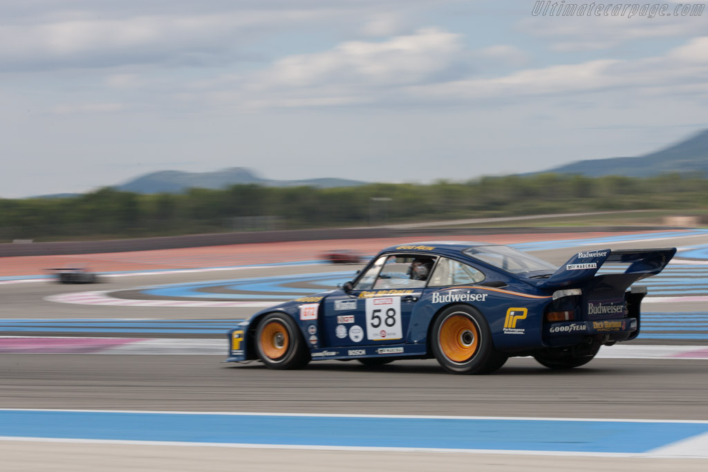 Porsche 935 77 Chassis 930 770 0910 Driver Georges