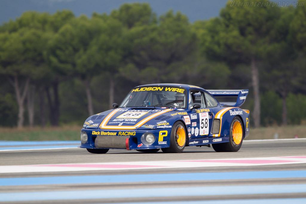 Porsche 935/77 - Chassis: 930 770 0910 - Driver: Georges Saier  - 2013 Dix Mille Tours