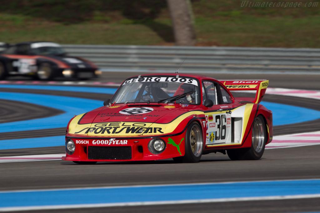 Porsche 935/78 - Chassis: 930 890 0015 - Driver: Stephan Meyers / Marc de Siebenthal  - 2013 Dix Mille Tours